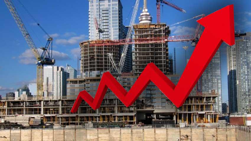 İnşaat sektöründe 15 yılda göz kamaştıran büyüme! İşte o rakam