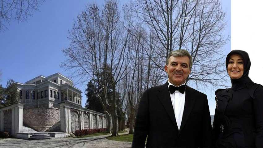Abdullah Gül'ün sitesinde 27 milyonluk icradan tripleks satışı