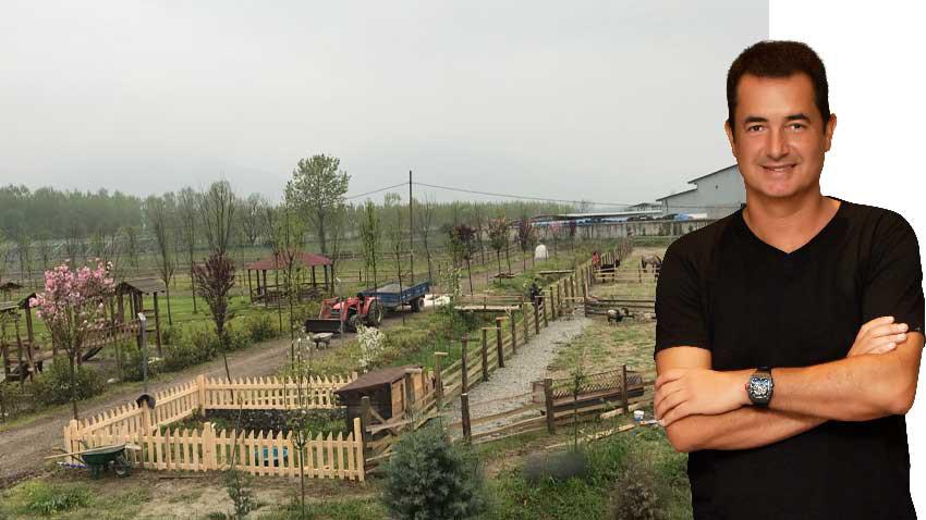 Acun Ilıcalı Düzce'de çiftlik arazisi satın aldı! Survivor platosunu oraya kuracak