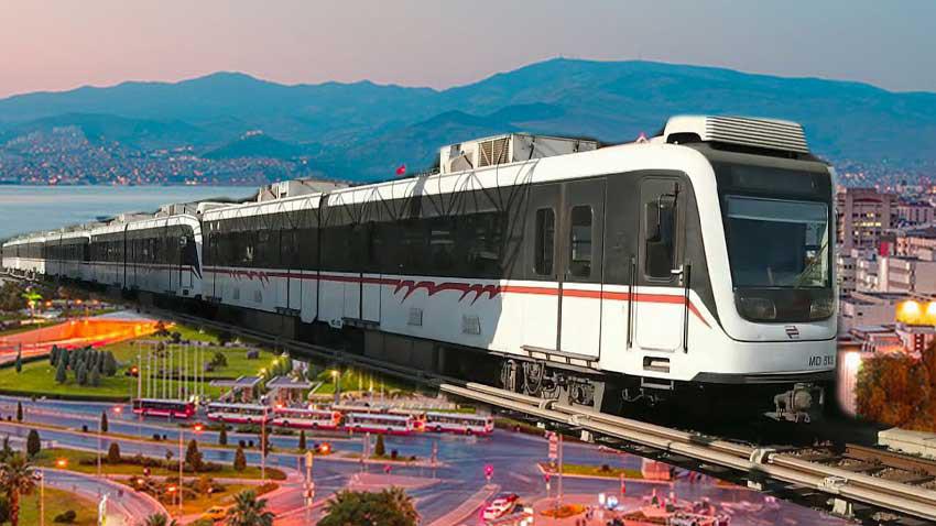 İzmir demir ağlarla örülüyor! Üçyol-Buca Metro Hattı ihalesi pek yakında...