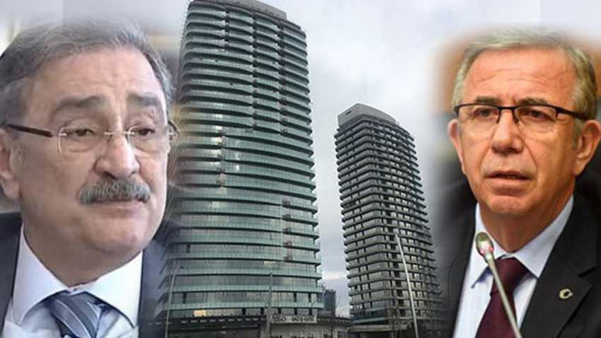 Ankara'daki o kuleler yıkılacak! Çok tartışılmıştı... Danıştay'ın kararı kesin