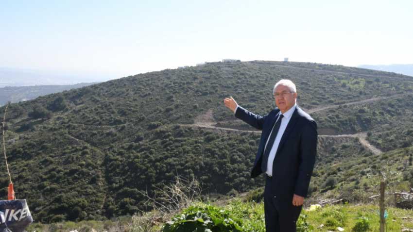 İzmir Karabağlar'da TOKİ tartışması