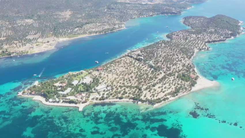 Bu adaya 400 milyona bir Türk talip oldu