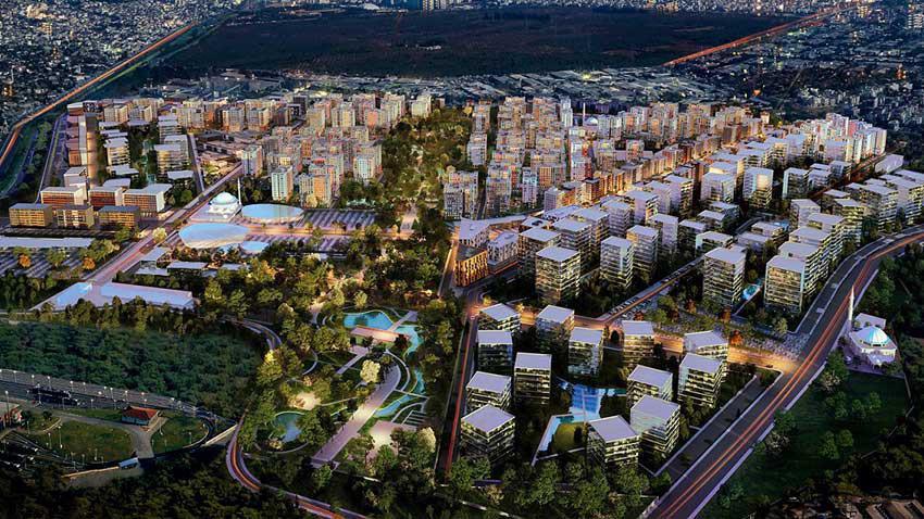 Sur Yapı Antalya sakinleri yeni evlerine taşınıyor... Etap etap teslim devam ediyor