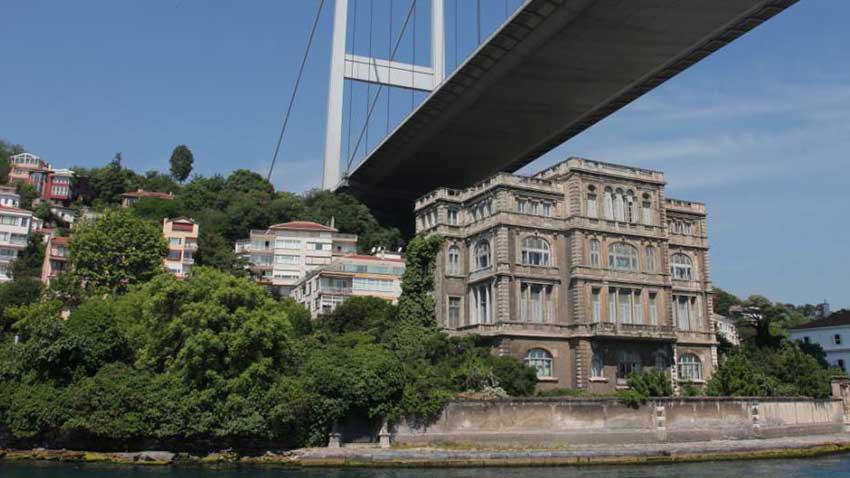 Dünyanın en pahalı ikinci evi Zeki Paşa Yalısı seçildi