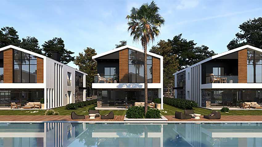 İzmir'de daire fiyatına villa dönemi! Villaya rağbet artınca projeler çeşitlendi