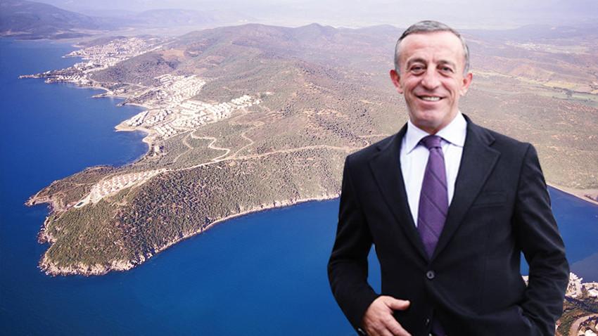 Ali Ağaoğlu'ndan Bodrum açıklaması! Projenin gerçeklerini anlattı!