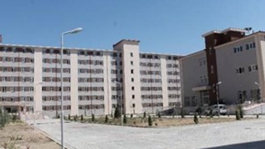 Niğde Üniversitesi kampüsündeki 4 bin kişilik yurt tamamlandı!