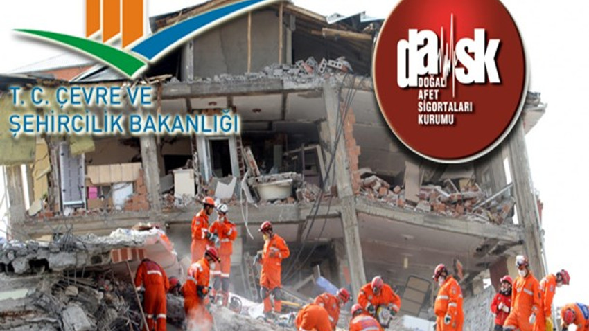 Deprem riskine karşı güç birliği!