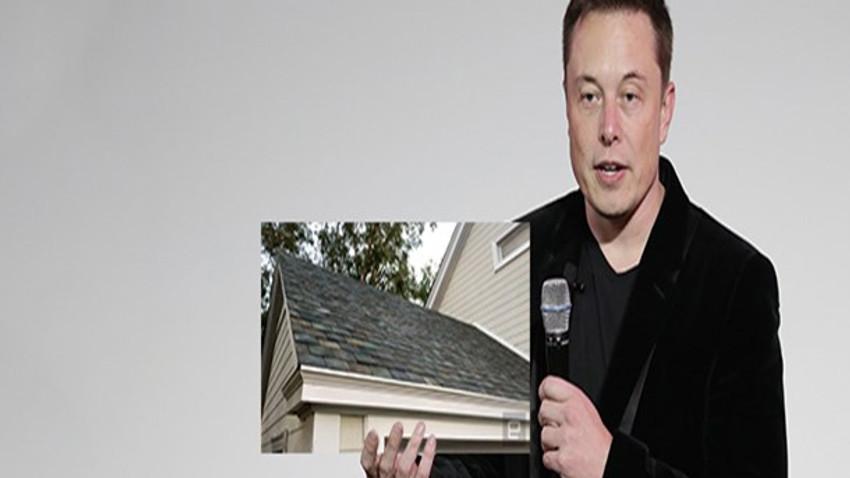 Tesla'nın güneş kiremitleri hazır