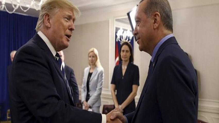 Trump'tan Erdoğan'a: Ne kadar yakışıklısın!