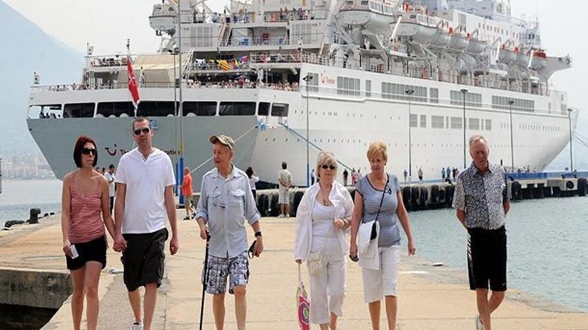 '40 milyon turist 30 milyar dolar gelir bekliyoruz'