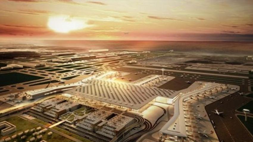 Üçüncü Havalimanı'nda uçuşlar 15 Mayıs'ta başlayacak