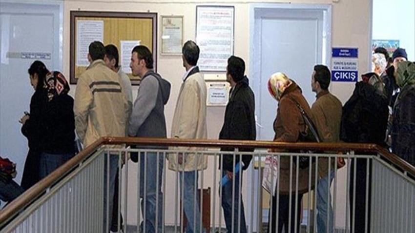 İşsizlik oranı yüzde 10.6'ya geriledi