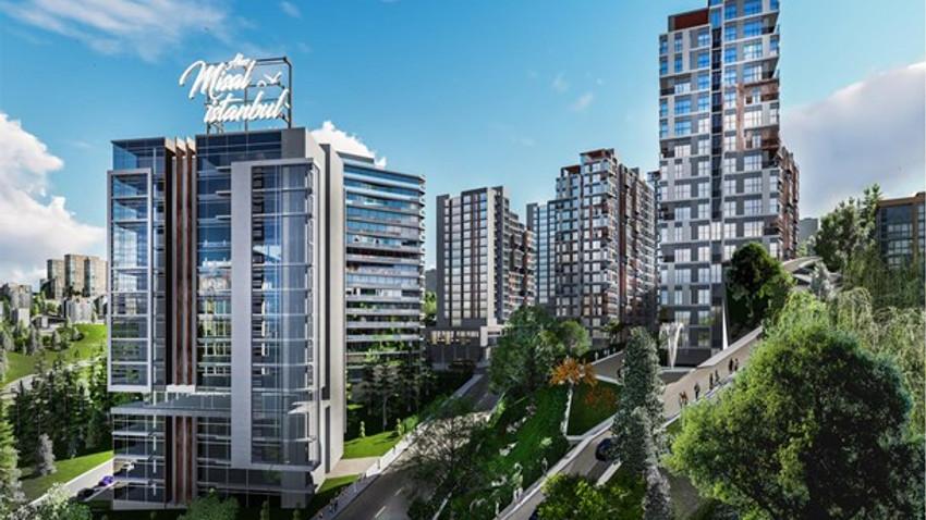 Ahes Misal İstanbul'dan 13 Mayıs Anneler Günü'ne özel 100 daire için yüzde 5 indirim fırsatı