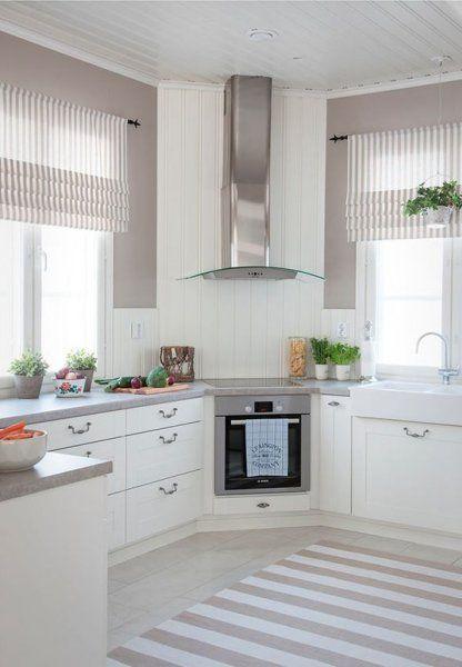 Mutfaklarda beyaz dekorasyon esintisi - Sayfa 2