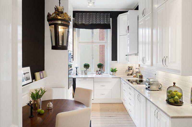 Mutfaklarda beyaz dekorasyon esintisi - Sayfa 1