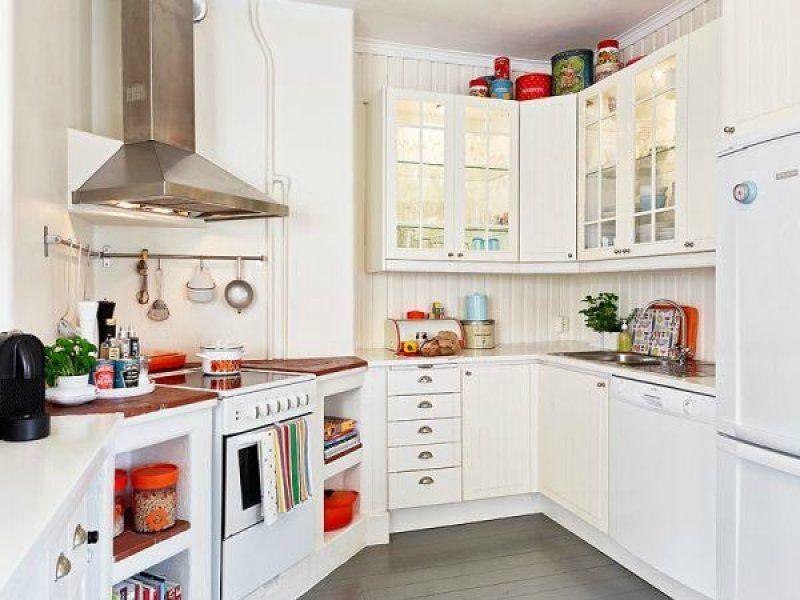 Mutfaklarda beyaz dekorasyon esintisi - Sayfa 3