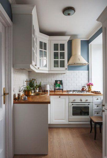 Mutfaklarda beyaz dekorasyon esintisi - Sayfa 4