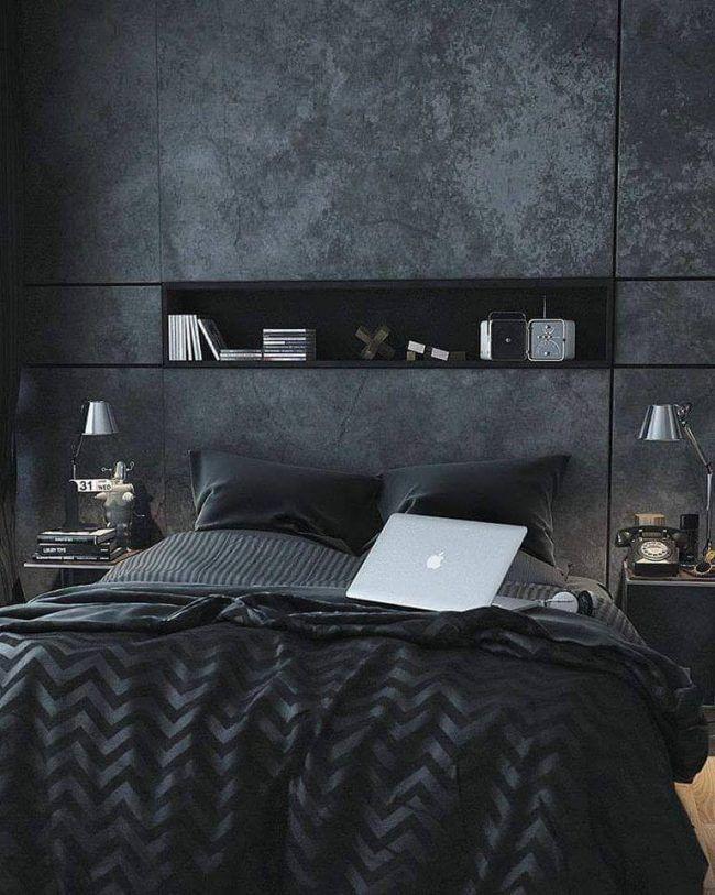 Siyah dizaynıyla dekorasyonda nirvanaya varan ev! - Sayfa 4