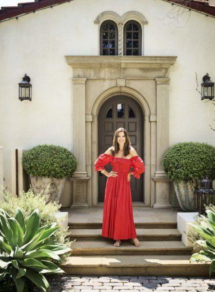Alessandra Ambrosio'nun muhteşem evi - Sayfa 2