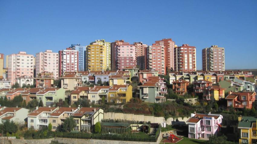 İşte oranlarla İstanbul'daki konut stokları