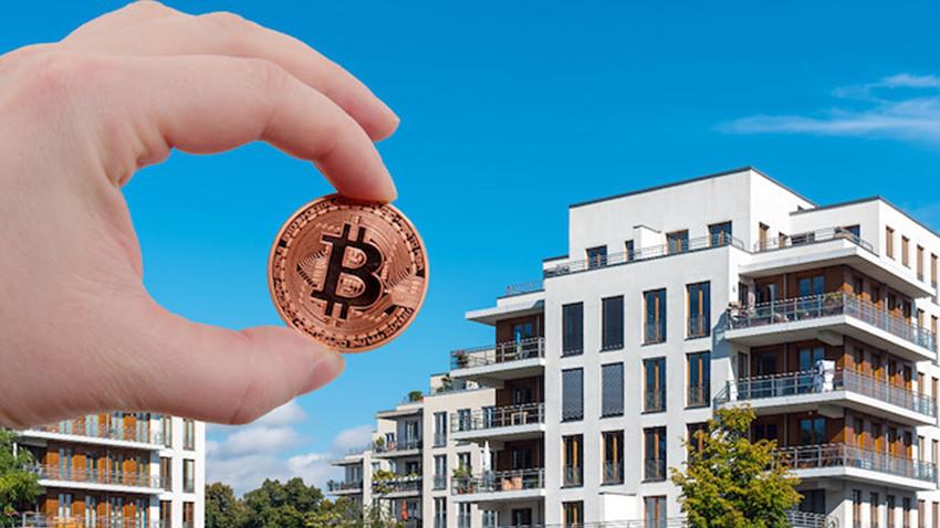 Türkiye'de Bitcoin'le konut satışı başladı
