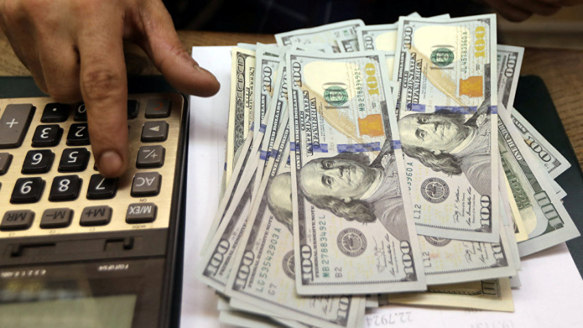 Dolar yeniden 6 liranın altında çekildi