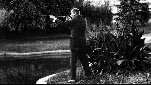Genelkurmay arşivinden Atatürk'ün yeni fotoğrafları - Sayfa 1