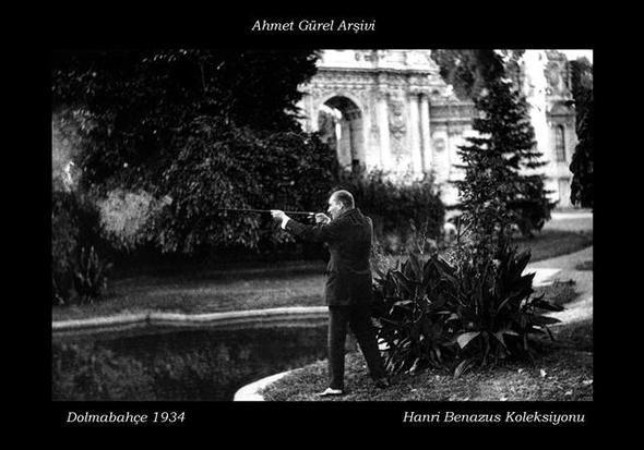 Genelkurmay arşivinden Atatürk'ün yeni fotoğrafları - Sayfa 4