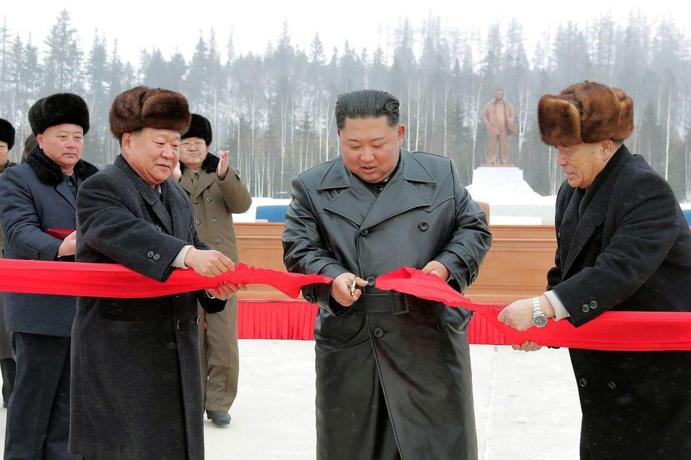 Kuzey Kore şehir Samjiyon'un açılışını yaptı! Sosyalist ütopyası - Sayfa 2