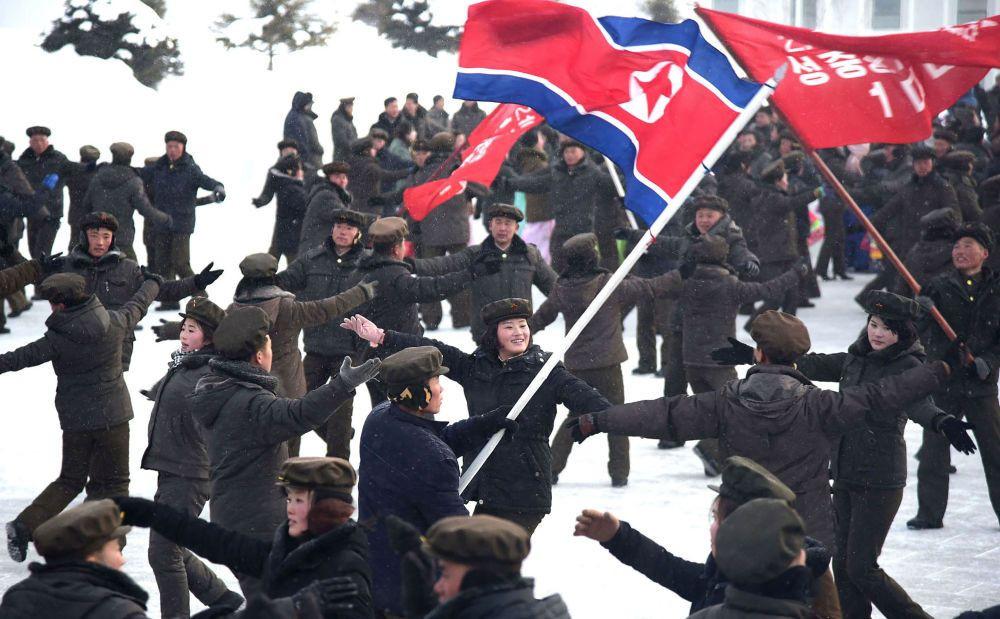 Kuzey Kore şehir Samjiyon'un açılışını yaptı! Sosyalist ütopyası - Sayfa 4