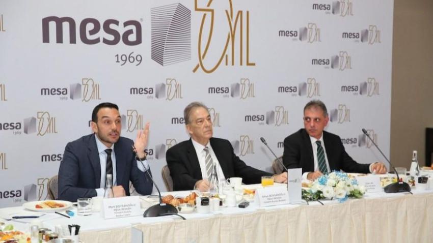 MESA 2020'de 11 yeni projeye başlayacak