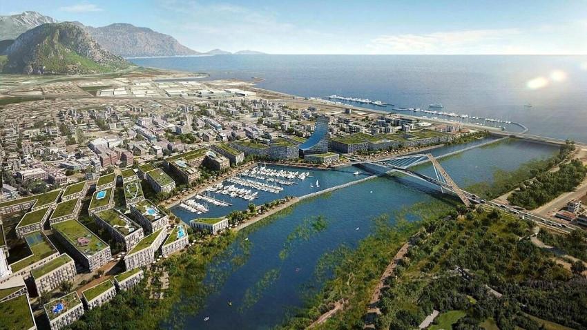 Cumhurbaşkanı açıkladı: Kanal İstanbul'da ihale aşamasına gelindi