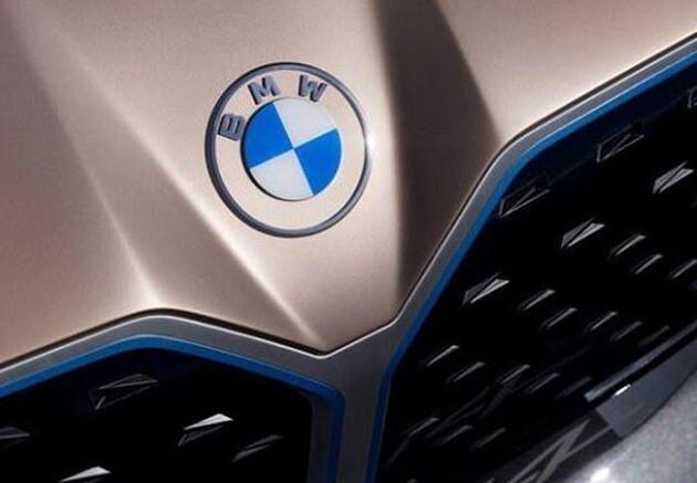 BMW 23 yıl sonra logosunu değiştirdi - Sayfa 1
