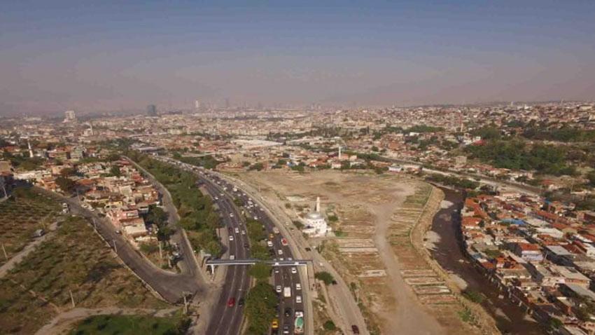 İzmir Kadifekale'ye üzüm bağları: Meles Çayı Yeşil Koridor Projesi'ne ödül
