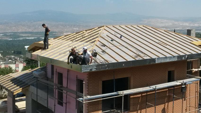 ÇATIDER uyardı: CE yoksa çatı uçar da yanar da!