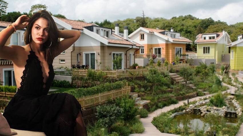 Demet Özdemir'in 4 milyonluk villası nerede? Hangi projeden satın aldı?