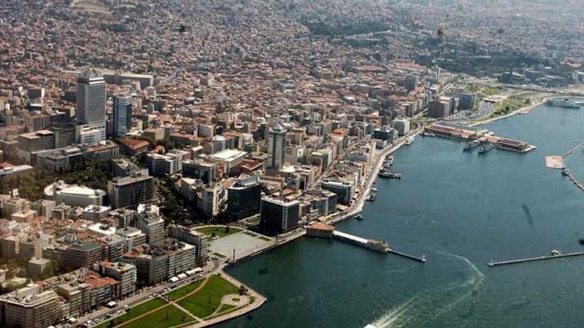 İzmir'de biliminsanları fay hattı için uyardı ve ilk kez yapılaşma yasağı uygulandı