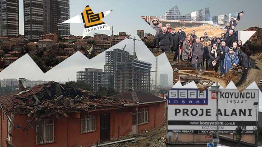 İstanbul'da 100 bin kişi müteahhit mağduru! Fikirtepe ve Esenyurt liste başı...