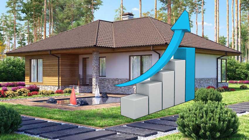 Yüksek faiz dönemi ev satmak zor! 2021'de konutu faiz vuracak