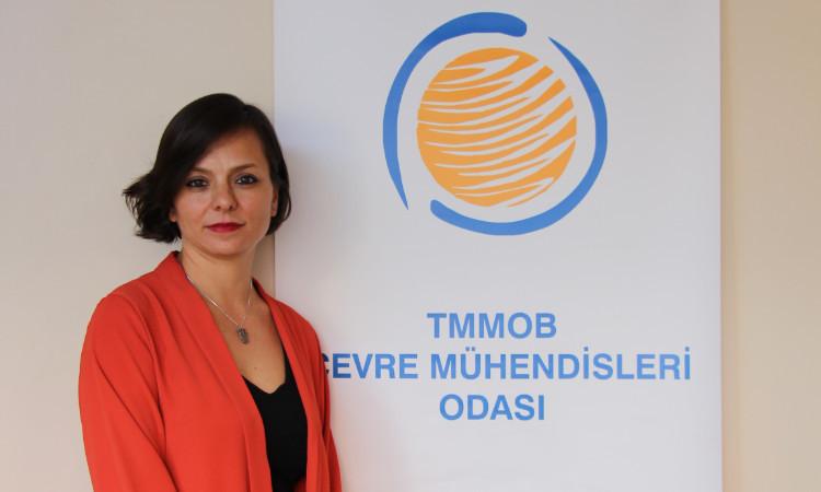 Çevre Mühendisleri Odası İzmir Şube Başkanı Helil İnay Kınay