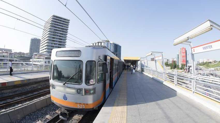 Büyükşehirlerde yeni projeler raylardan güç alıyor