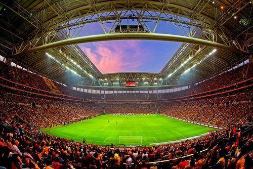 Stadyum çatılarında devrim! Galatasaray ve Göztepe stad çatılarıyla rakip çatlatacak - Sayfa 3