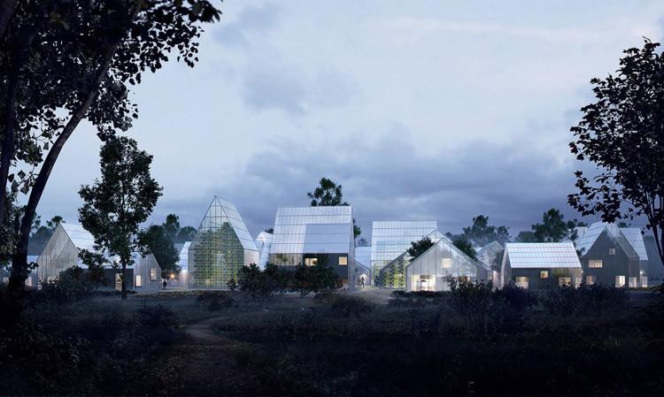 Hollanda'da geleceğin köyü kuruluyor - Sayfa 3