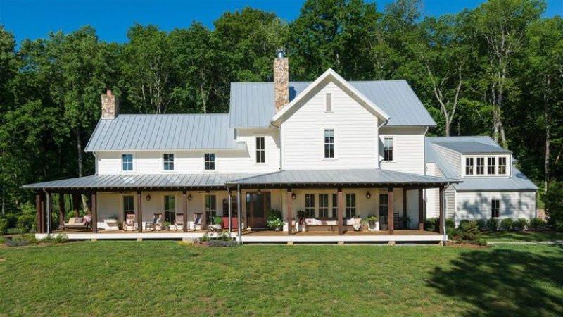 Şarkıcı Miley Cyrus'un muhteşem çiftlik evi - Sayfa 3