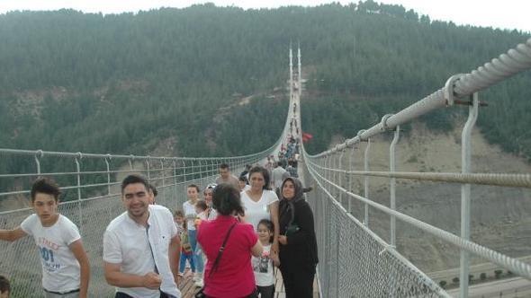 """""""Dünyada buna benzer başka bir köprü yok"""" - Sayfa 2"""