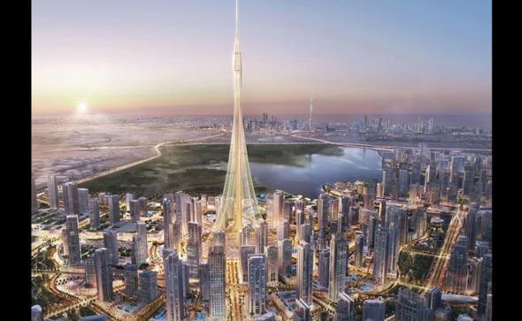 İşte dünyanın yeni en uzun binası - Sayfa 1
